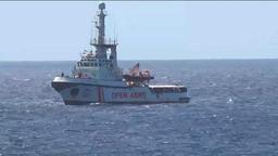 Asile et migration - Nouvelle évacuation de migrants de l'Open Arms, pour raisons médicales