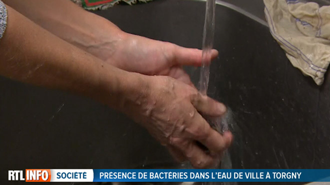 L'eau, contaminée depuis trois jours par des bactéries à Torgny, est à nouveau potable