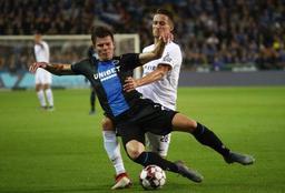 Jupiler Pro League - Le Club de Bruges perd des plumes pour la première fois de la saison face à Eupen