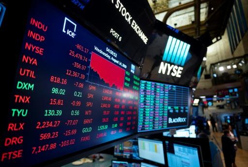 Wall Street en hausse, le marché nerveux