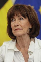 PS et N-VA sont incompatibles, selon Laurette Onkelinx
