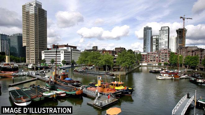 Une Belge décède à la suite d'une collision sur la Nouvelle Meuse à Rotterdam