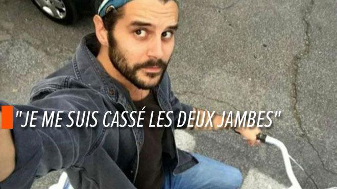 L'appel téléphonique passé aux secours de Simon Gautier, le Français disparu en Italie 1