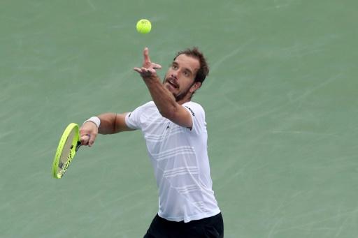 ATP: Gasquet n'ira pas en finale à Cincinnati
