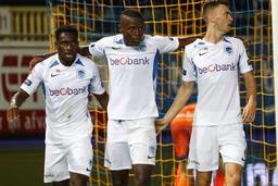 Jupiler Pro League - Genk renoue avec la victoire à Waasland-Beveren (0-4) avec un triplé de Samatta