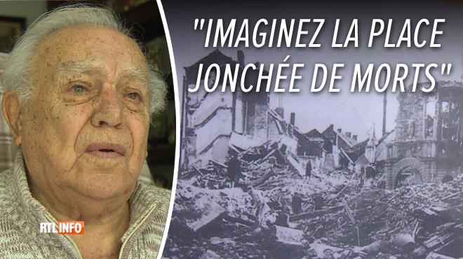 Une pluie de bombes américaines s'abattait sur Namur il y a 75 ans: Danillo a vécu cet enfer qui a tué 330 habitants