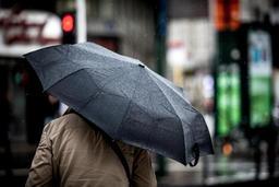 Des pluies abondantes dimanche après-midi, avant une semaine de plus en plus clémente