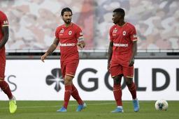 Jupiler Pro League - L'Antwerp bat Saint-Trond (2-0) et rejoint le Standard à un point de Bruges et de Malines