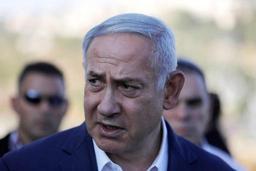 Netanyahu part en visite en Ukraine, à un mois des législatives