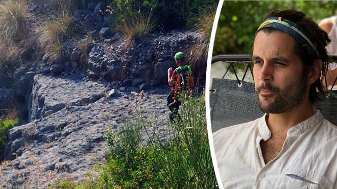 Disparition du Français Simon Gautier en Italie- son corps sans vie a été retrouvé 1