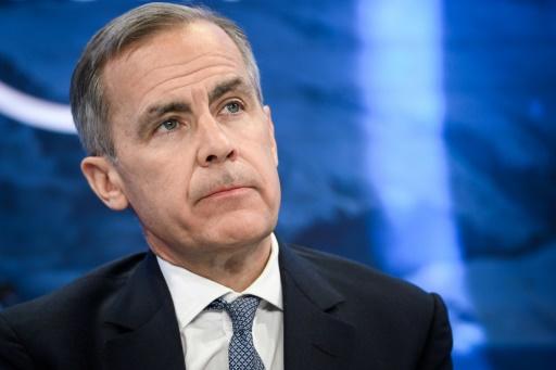 Le gouverneur de la Banque d'Angleterre décline un dîner avec des responsables chinois