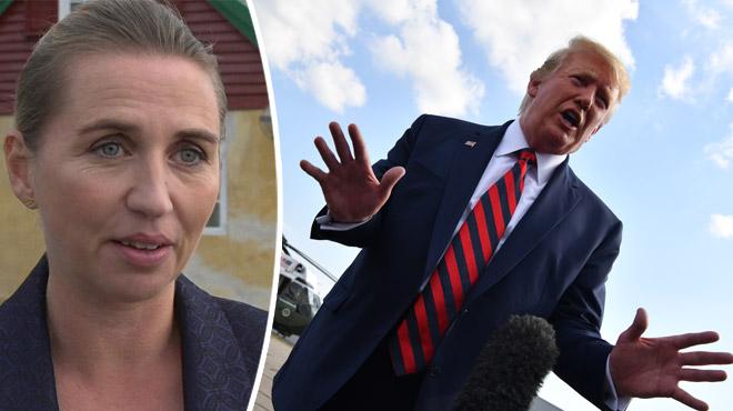 Trump veut acheter le Groenland: la réponse de la Première ministre danoise est plutôt claire