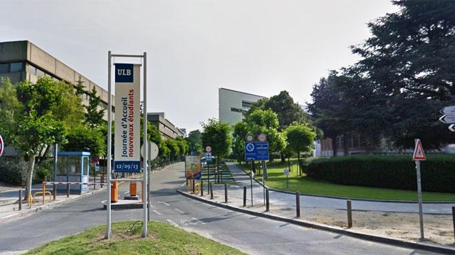 Le corps sans vie d'une femme retrouvé sur le campus de l'ULB