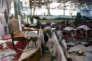 Après l'attentat meurtrier de Kaboul, l'industrie du mariage craint pour son avenir
