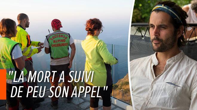 On en sait plus sur la mort de Simon Gautier, le randonneur français décédé en Italie