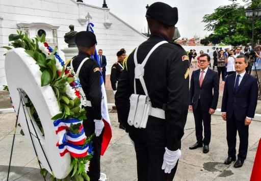Gérald Darmanin au Panama pour discuter de l'évasion fiscale