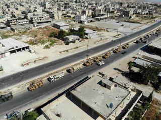 Syrie- les forces prorégime poursuivent leur avancée à Idleb, tensions Damas-Ankara