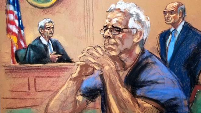 Jeffrey Epstein a signé un testament 2 jours avant sa mort
