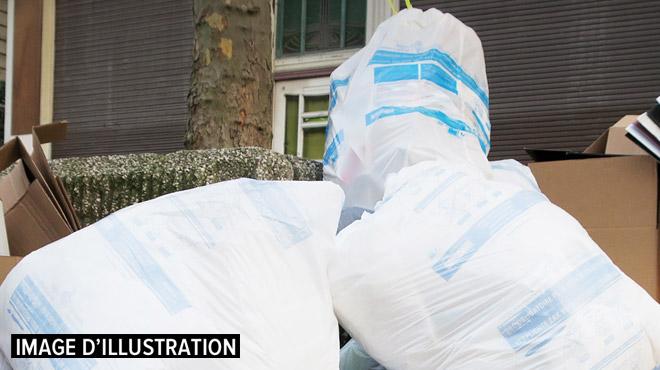 PÉNURIE de sacs-poubelle à Nivelles: les habitants se sont rués dessus avant l'augmentation du prix