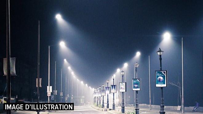 Le passage de l'éclairage public au LED va permettre aux communes de faire de grosses économies