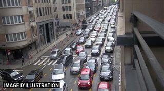 Calvaire pour des automobilistes ce matin- le tunnel Belliard est fermé à la circulation 3