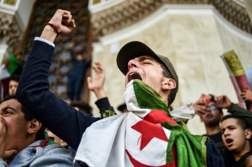 Algérie: six mois de contestation massive