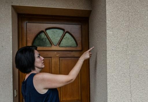 Sécheresse: l'épineuse question de l'indemnisation des propriétaires de maisons fissurées