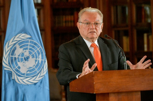 Venezuela: l'envoyé de l'ONU demande plus de fonds pour les migrants