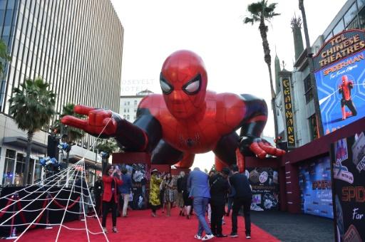 Marvel se désengage des futurs films mettant en scène Spider-Man (médias)