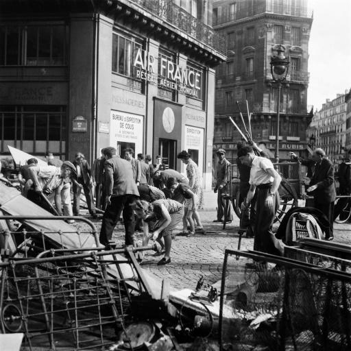 La libération de Paris racontée par l'AFP en 1944: le 23 août