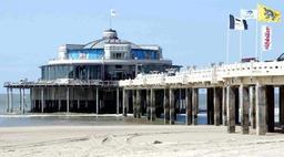 6,1 millions pour la restauration du Pier de Blankenberge
