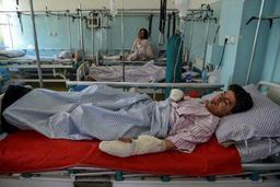 Afghanistan: le bilan de l'attentat contre un mariage grimpe à 80 morts