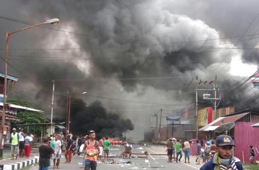L'Indonésie envoie des renforts en Papouasie où les troubles continuent