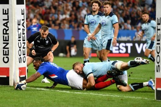 Rugby: l'Ecosse remanie son XV en profondeur pour retrouver la France
