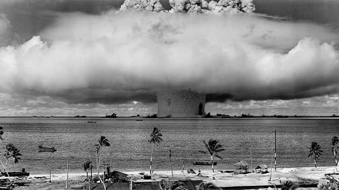 PIRE que Tchernobyl: ces îles paradisiaques toujours inhabitables après 12 ans de tests nucléaires américains