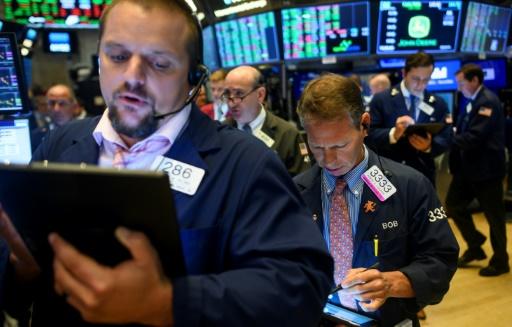 Wall Street ouvre dans le vert, dopée par la grande distribution américaine
