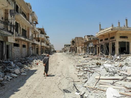 Syrie: le régime s'empare d'une ville stratégique à Idleb, selon une ONG