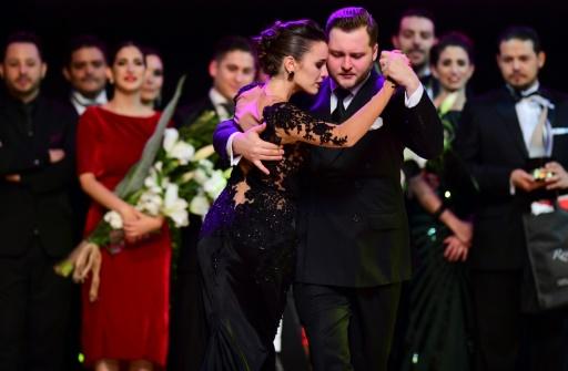 Un couple argentino-russe remporte le Mondial de tango