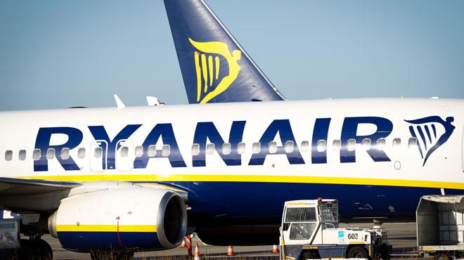 Tensions sociales chez Ryanair: la grève de pilotes de Ryanair bloquée en Irlande mais autorisée au Royaume-Uni