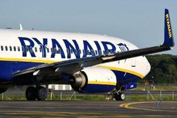 Ryanair: peu de perturbations malgré la grève des pilotes britanniques