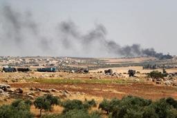 Le régime syrien va permettre aux civils de sortir de la région d'Idleb