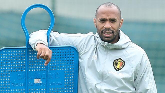 Que devient Thierry Henry? L'ancien T2 des Diables Rouges sort du silence