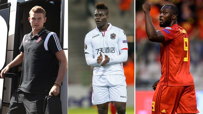 Lukaku, De Ligt, Balotelli...: les clubs italiens ont reçu un coup de pouce fiscal pour transférer