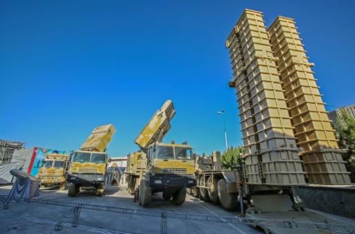 L'Iran dévoile un système de défense anti-aérienne de fabrication locale