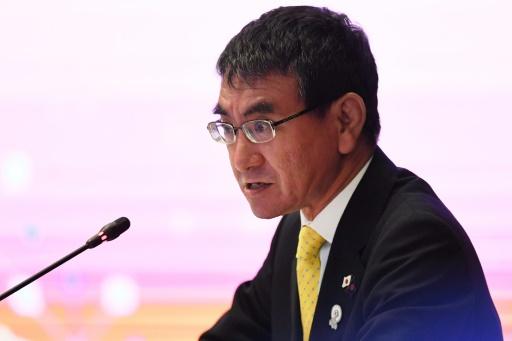 Rupture de l'accord de partage militaire: Tokyo