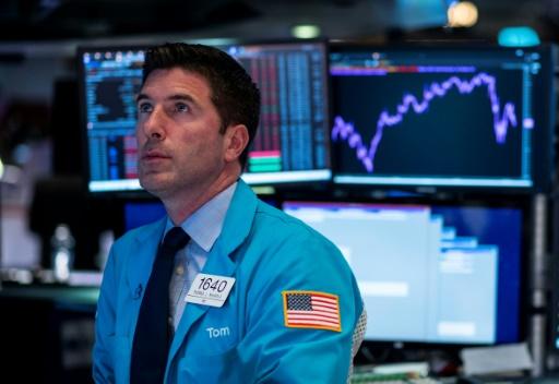 Wall Street en hausse avant le discours de Powell