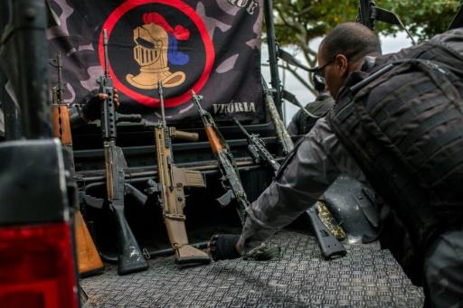 Brésil: adoption d'une loi facilitant le port d'armes en zone rurale