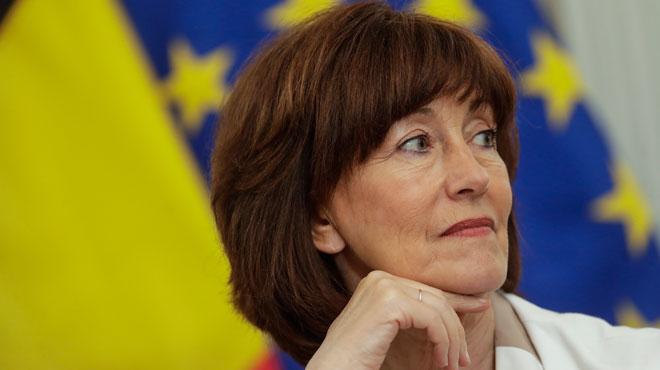 Le PS verrait bien Laurette Onkelinx à la Commission européenne