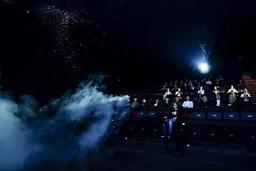 Une salle de cinéma immersive, à 270°, bientôt disponible en Belgique