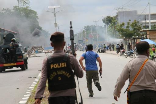 L'Indonésie bloque internet en Papouasie pour contenir les émeutes